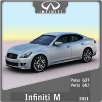 2011 Infiniti M