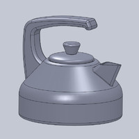 Tea maker solid
