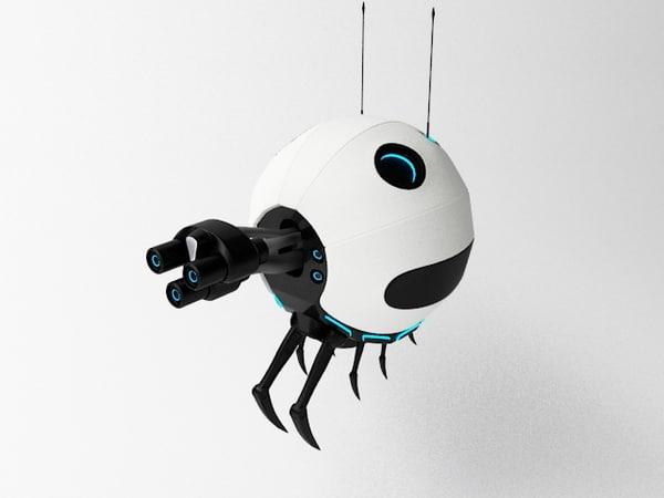 robot fd87231 max