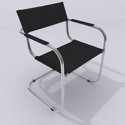 3d model chair delta