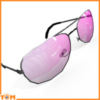 pink sunglasses glasses blend