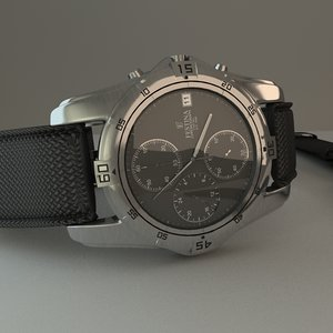 3ds max watch festina