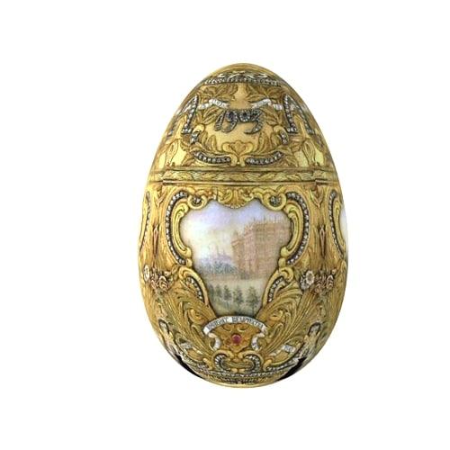 free egg 3d model