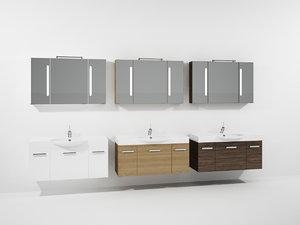 3d bathrooms wash basin