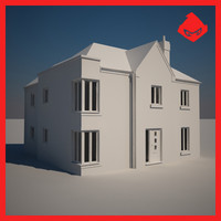 Two Storey Domestic House 05