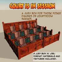 obj jury box