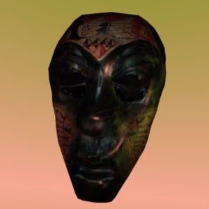 wall mask 3d 3ds