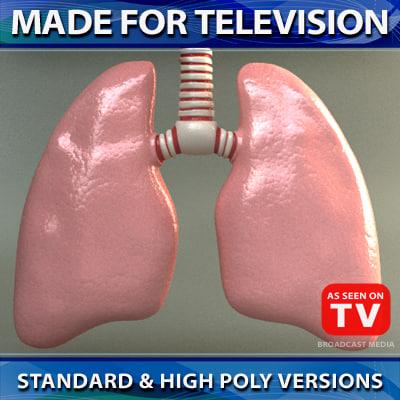 max lungs origin