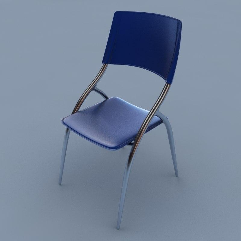 maya simple designer chair