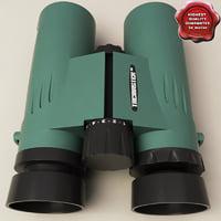 3d model tacmaster binocular 10x42