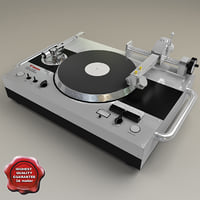 Turntable Vestax VRX 2000
