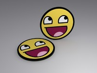 awesome smiley 3ds free