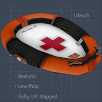 emergency raft 3ds