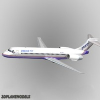 3ds max b717-200 manufacturer livery
