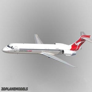 max b717-200 qantaslink