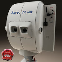 Coin-Operated 3D Viewer