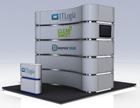 3d exhibition concept