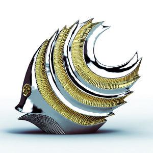 3d fish sigma model