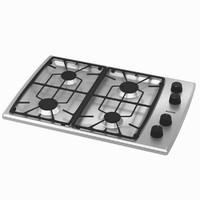 3d model gas cooker 01