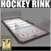 ice hockey rink max