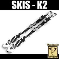 k2 skis alpine max