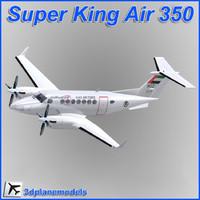 beechcraft super king air lwo