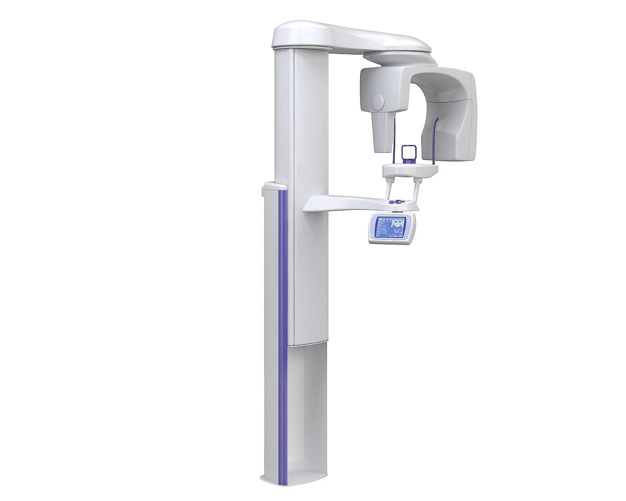 3ds max stomatologic rentgen apparatus planmeca