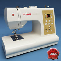 Singer Confidence Electronic Sewing Machine
