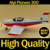 Alpi Pioneer 300 airplane