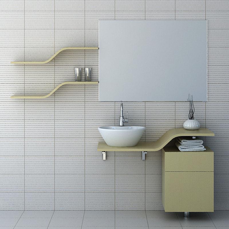 set bathroom furniture max