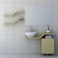 set bathroom furniture max