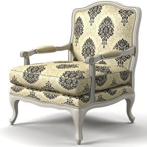 max classical armchair