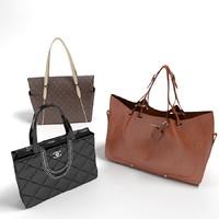 women bags 3d max