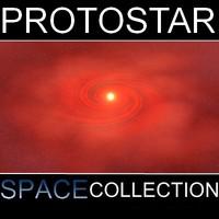 3d protostar star