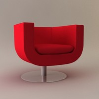 b&b italia tulip chair