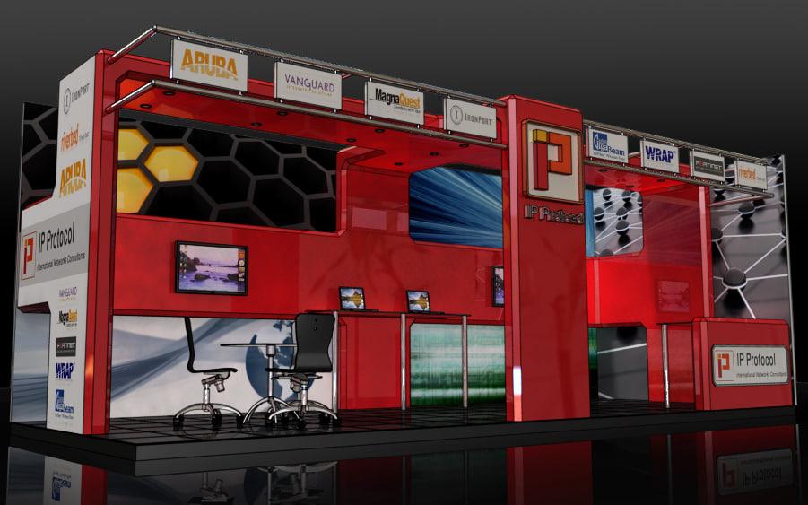 exhibition concept max