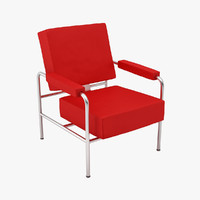 LC 13 Arm Chair