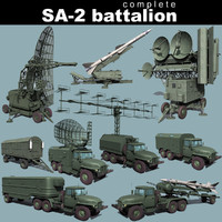 3ds max sa-2 guideline battalion
