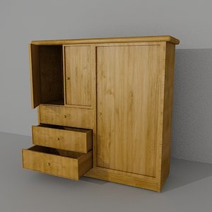 cabinet room 3d x