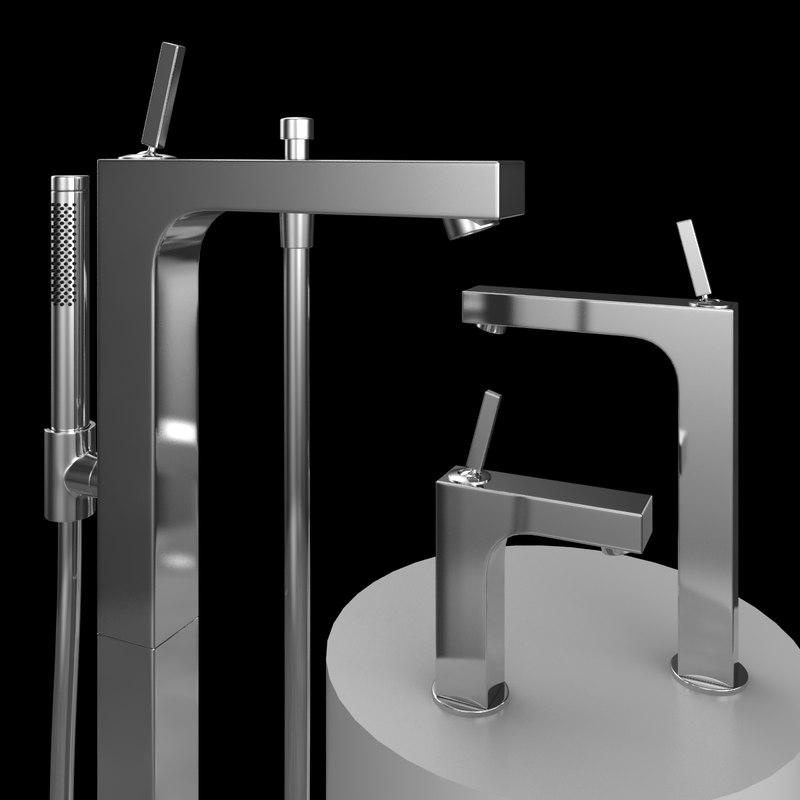 3d axor armature model