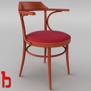 3d max thonet chair