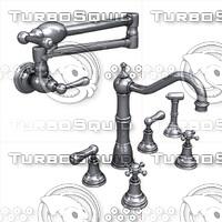 Kitchen Faucet Fixtures