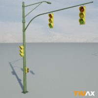 maya truax studio traffic light