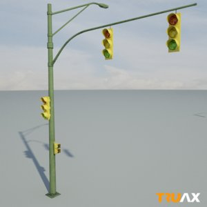 maya truax studio traffic light