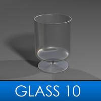 max drinking glass