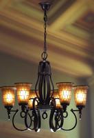 chandelier 3d x