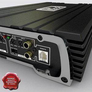 amplifier kicx kap 51 3d max