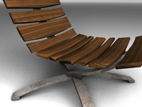 3d bilge chair