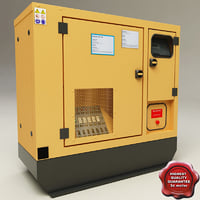 Electric generator V2