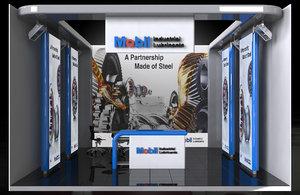 max exhibition concept